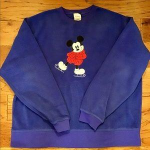 Disney Mickey Skating Fleece